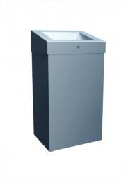 pure - Abfallbehälter mit Klappe