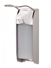 Flüssigseifen- und Desinfektionsmittelspender IMP E A/K 1000ml mit langem Bedienhebel