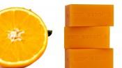 sapor Trockenseife - Orange - 80 Stück