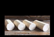 Grunella Mühlenseife  60 Stück - Bio neutral Arztseife sensitiv